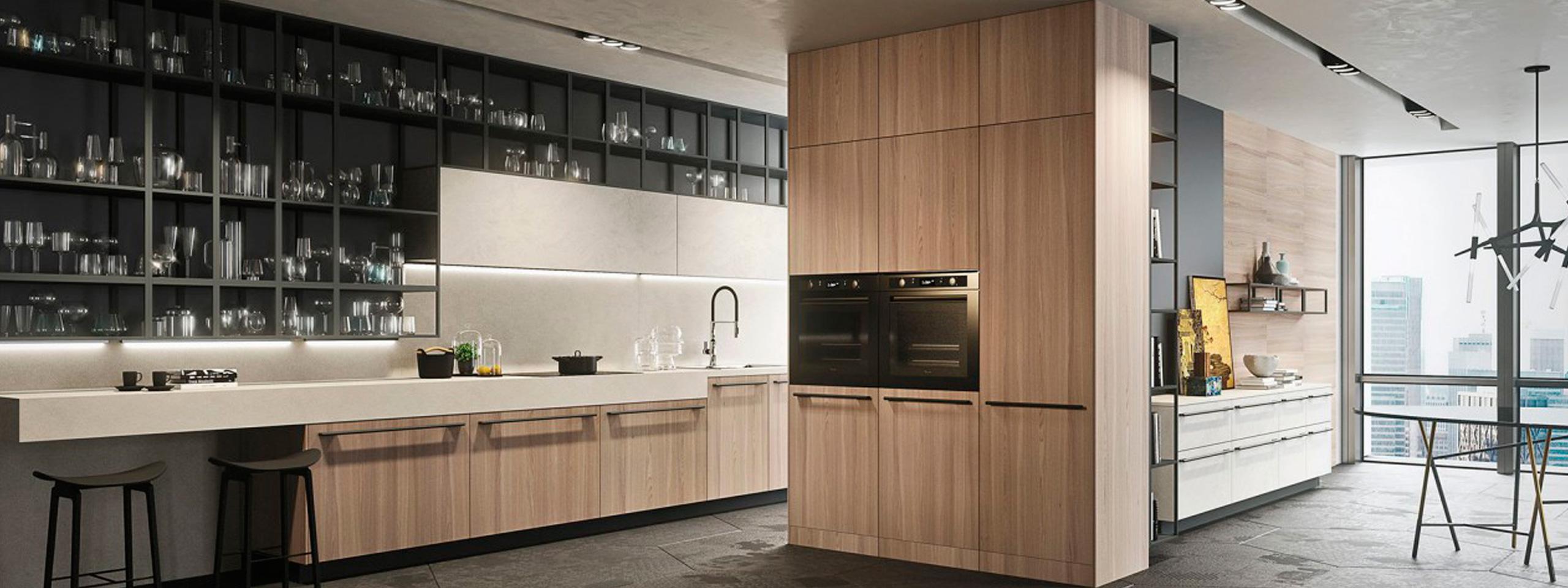 Habitat azzarito for Kitchen design awards