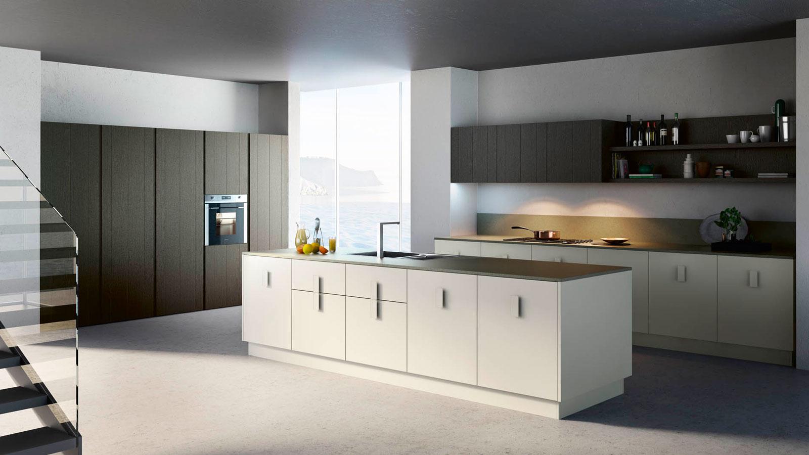 Le cucine habitat azzarito - Cucine valdesign ...